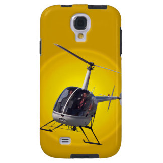 Helicopter Galaxy Case Helicopter Smartphone Cases