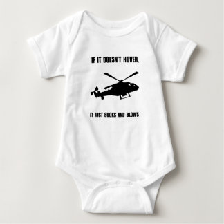 Helicopter Hover Tee Shirts