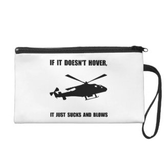 Helicopter Hover Wristlets