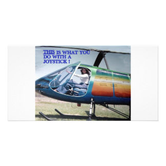 HELICOPTER HUMOR 1 CARD
