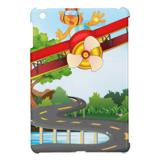 Helicopter iPad Mini Cover