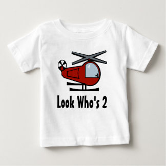 Helicopter Lil' Chopper Baby T-Shirt