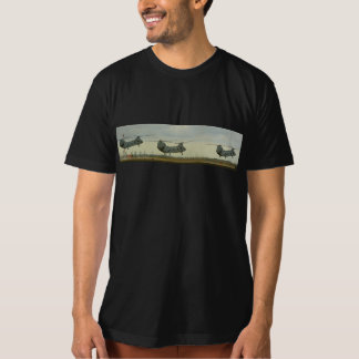Helicopter Men's T-Shirt