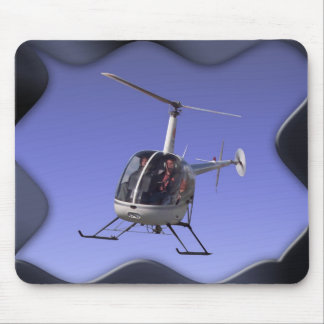 Helicopter Mouspad & Keepsakes Helicopter Gifts Mouse Pad