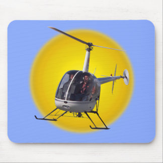 Helicopter Mouspad & Keepsakes Helicopter Gifts Mousepads