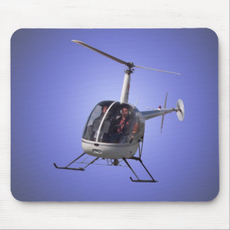 Helicopter Mouspad & Keepsakes Helicopter Gifts Mouse Pads