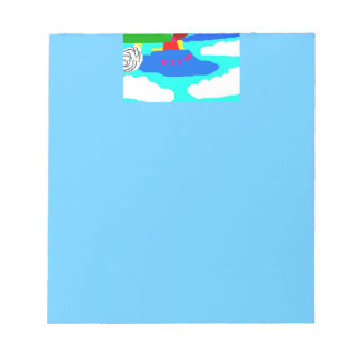 HELICOPTER NOTE PADS