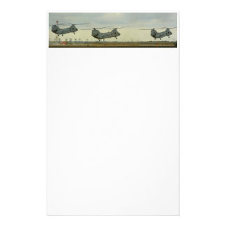 Helicopter Pad Stationery