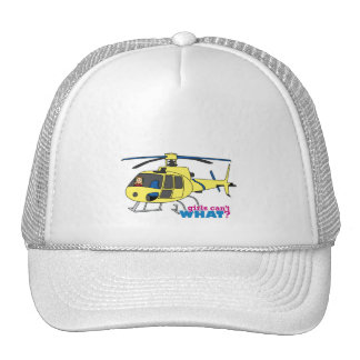 Helicopter Pilot Hat