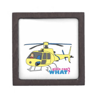 Helicopter Pilot Premium Gift Boxes