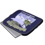 Helicopter Pilots Don't Fly [UH-1] Laptop Computer Sleeve