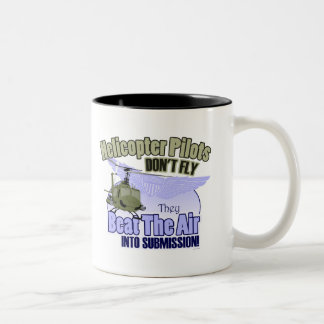 Helicopter Pilots Don't Fly [UH-1] Coffee Mugs
