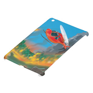 Helicopter Rescue iPad Mini Cover