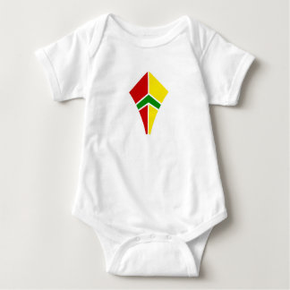 Helicopter RPM Logo Baby Bodysuit