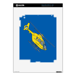 Helicopter Skins For iPad 2