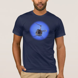 Helicopter T-shirts Cool Chopper Tees