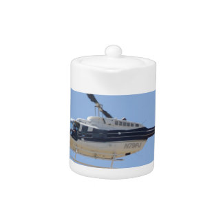Helicopter Teapot