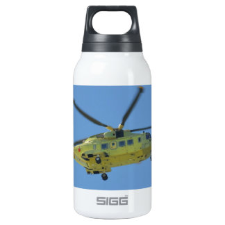 Helicopter to The Isles of Scilly Thermos Bottle