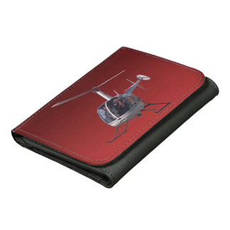 Helicopter Wallet Helicopter Pilot Wallets Gifts
