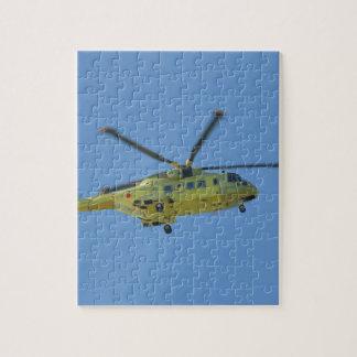 Helicóptero a las islas de Scilly Puzzles