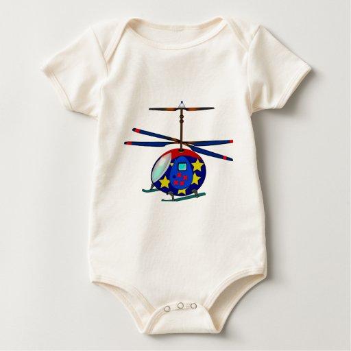 Helicóptero Body Para Bebé