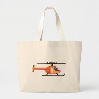 Helicóptero Bolsas De Mano