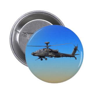 Helicóptero de AH-64 Apache Pin