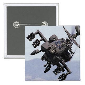 Helicóptero de ataque de Aapache Pins
