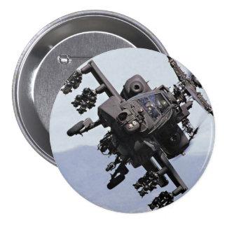 Helicóptero de ataque de Aapache Pin