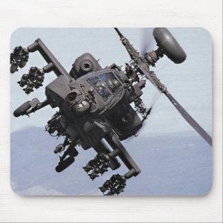 Helicóptero de ataque de Aapache Tapete De Ratones
