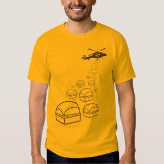 Helicóptero de Krystal Camisas
