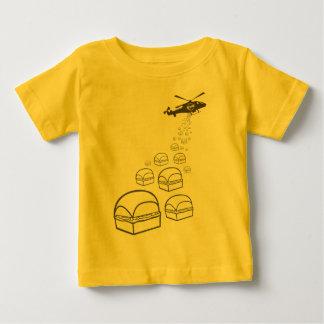 Helicóptero de Krystal T-shirt