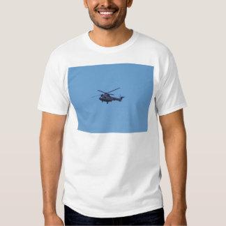 Helicóptero de los militares del puma de Westland Playeras