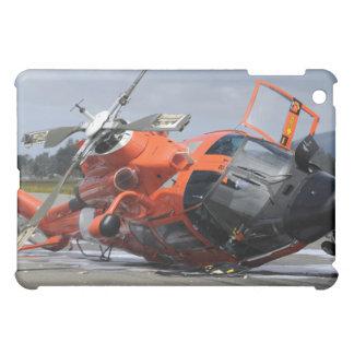 Helicóptero del delfín MH-65 estrellado en Arcata
