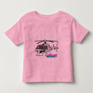 Helicóptero experimental de la plata del vuelo de playeras