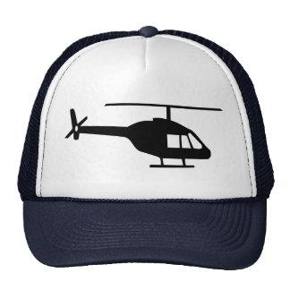 Helicóptero Gorro De Camionero