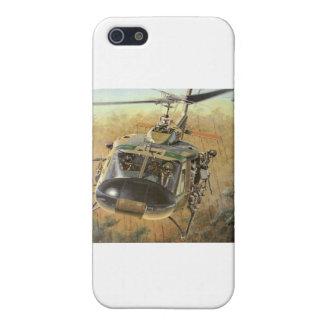 Helicóptero militar iPhone 5 funda