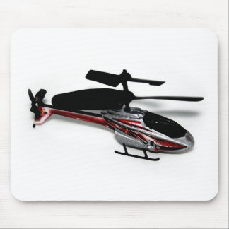Helicóptero Mouse Pads