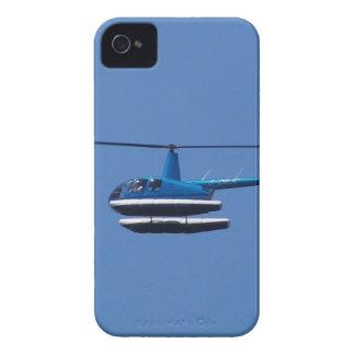 Helicóptero R44 con los flotadores Case-Mate iPhone 4 Coberturas
