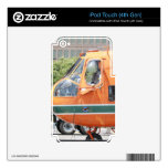 Helicóptero Skins Para iPod Touch 4G