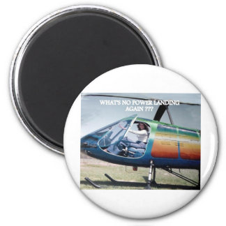 helicopters, elecric outlet fridge magnets
