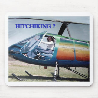 helicopters, elecric outlet mouse pad