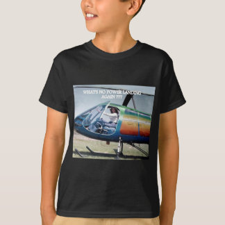 helicopters, elecric outlet T-Shirt