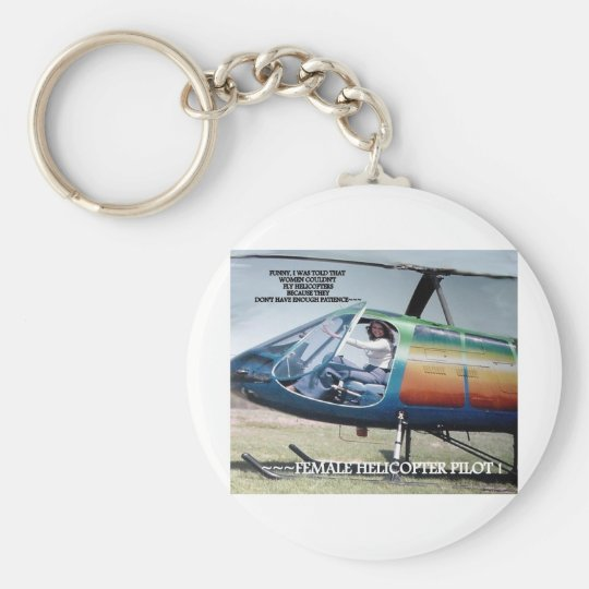 helicopters keychain