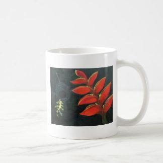 Helikonia of the Sea Classic White Coffee Mug