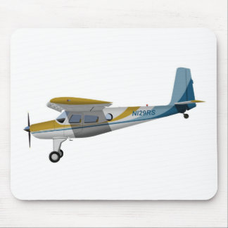 Helio H-391B Courier 450450 Mouse Pad