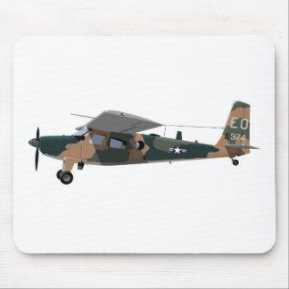 Helio U-10D Super Courier 448448 Mouse Pad