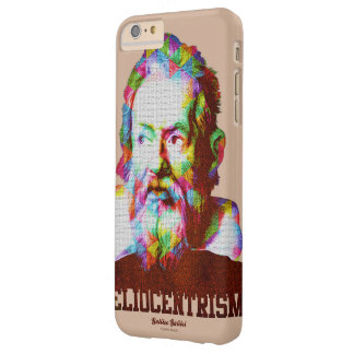 Heliocentrism Barely There iPhone 6 Plus Case