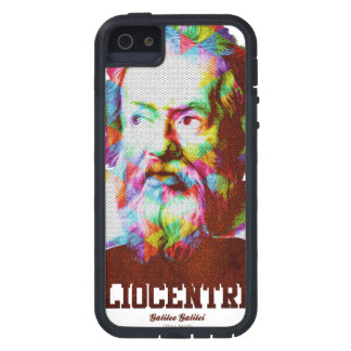 Heliocentrism, galileo galilei,vintage graphics iPhone 5 covers