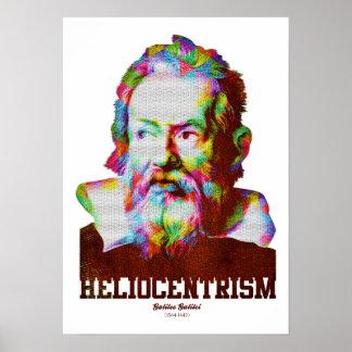 Heliocentrism Poster